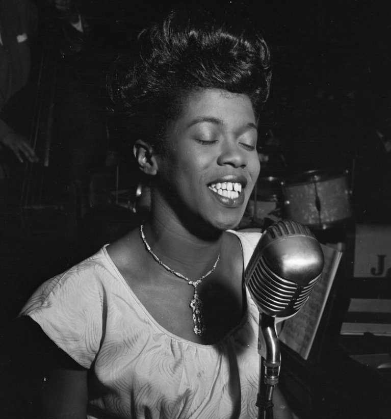 Listen to our Sarah Vaughan playlist!