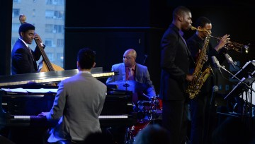 Dion Parson and 21st Century Band